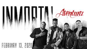 Aventura: Inmortal Tour